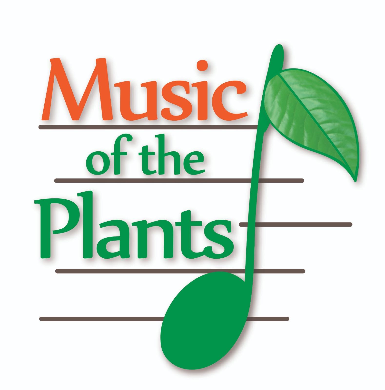 Music of the plants